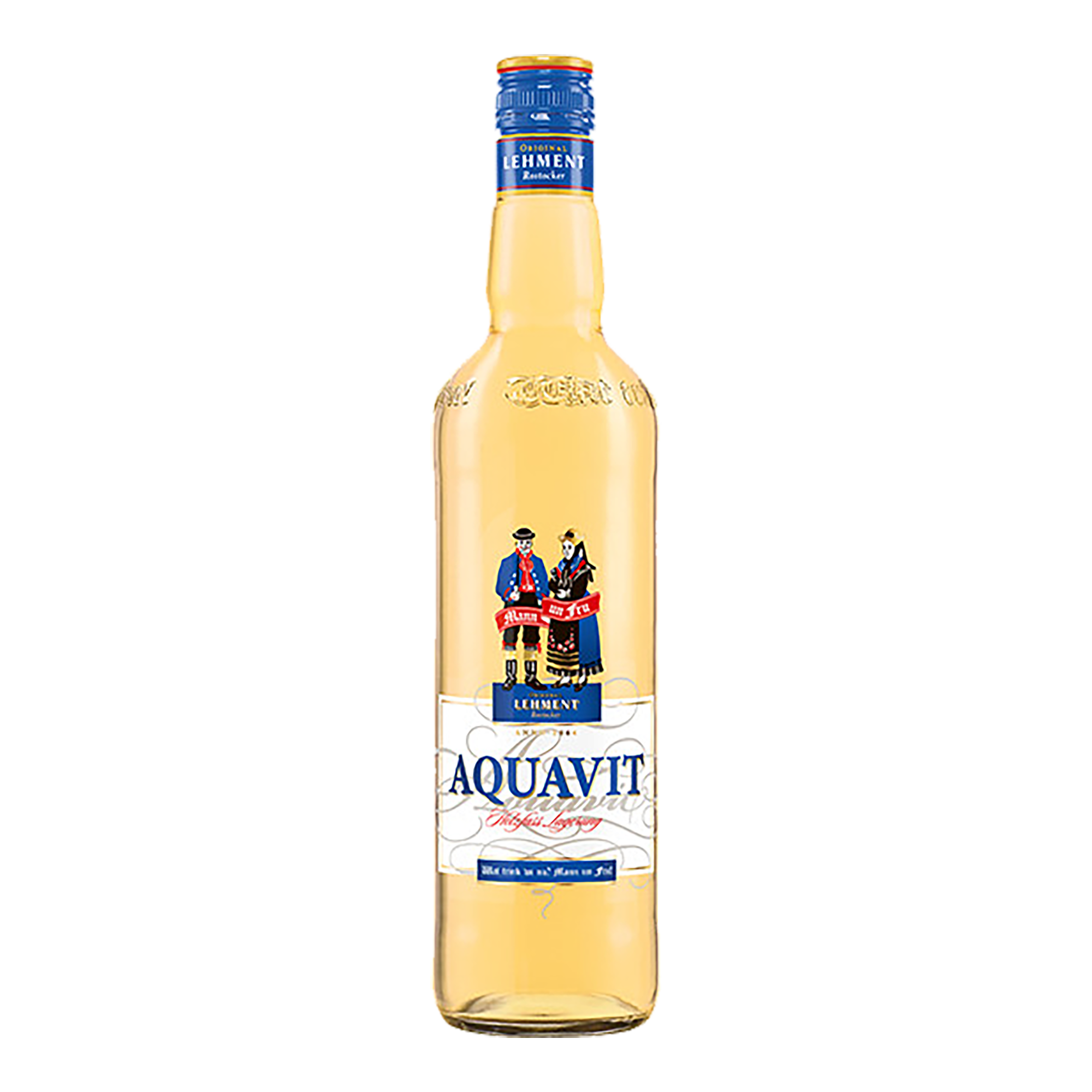 Original Lehment Rostocker Aquavit