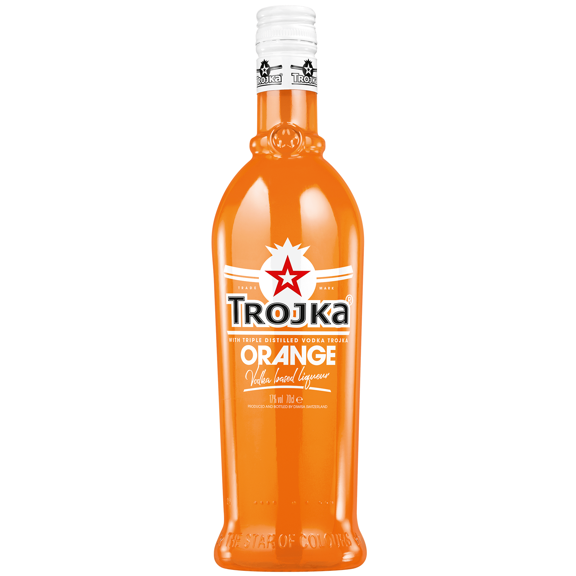 Trojka Vodka Orange 0,7l
