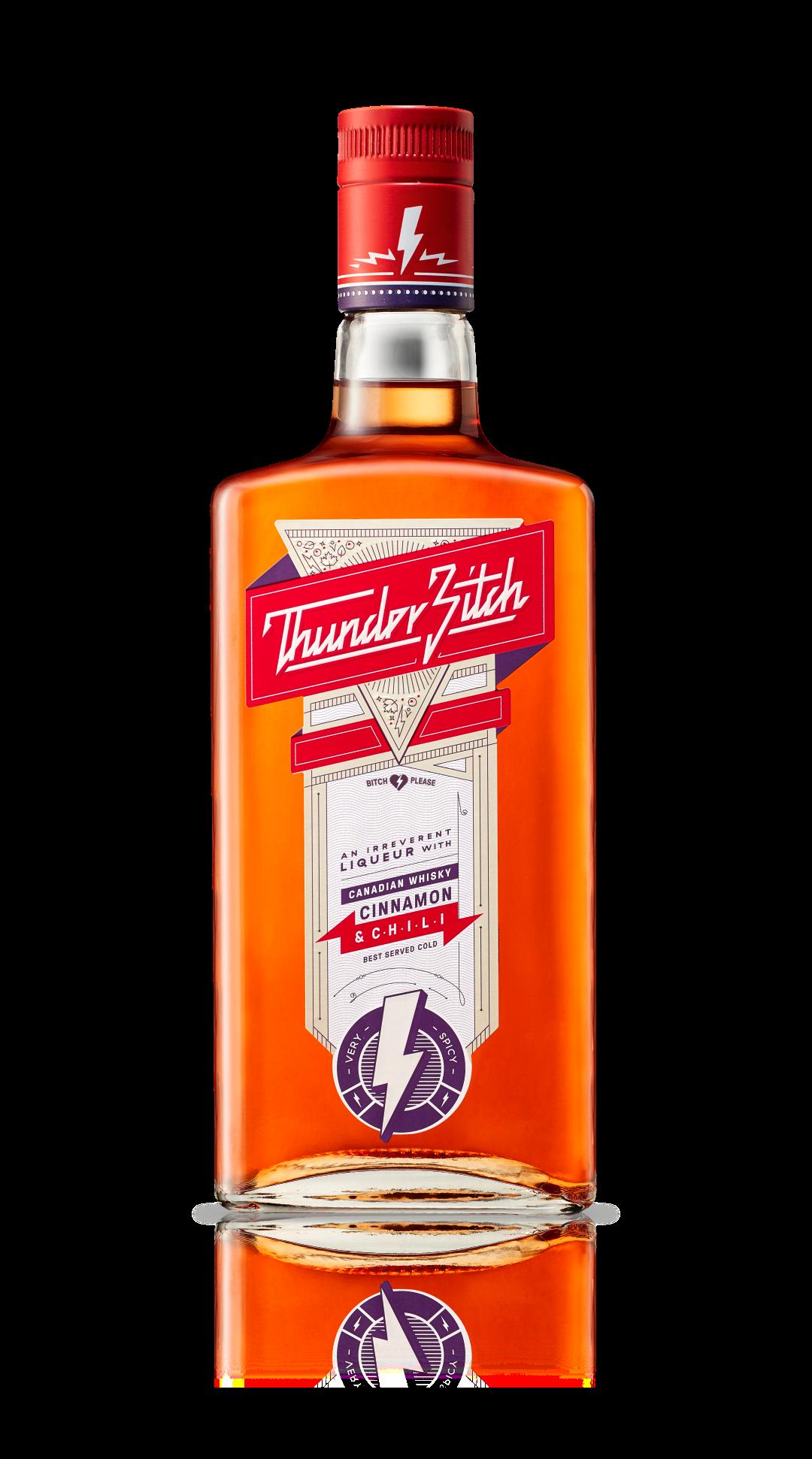 Thunder Bitch Whisky Likör 0,7l