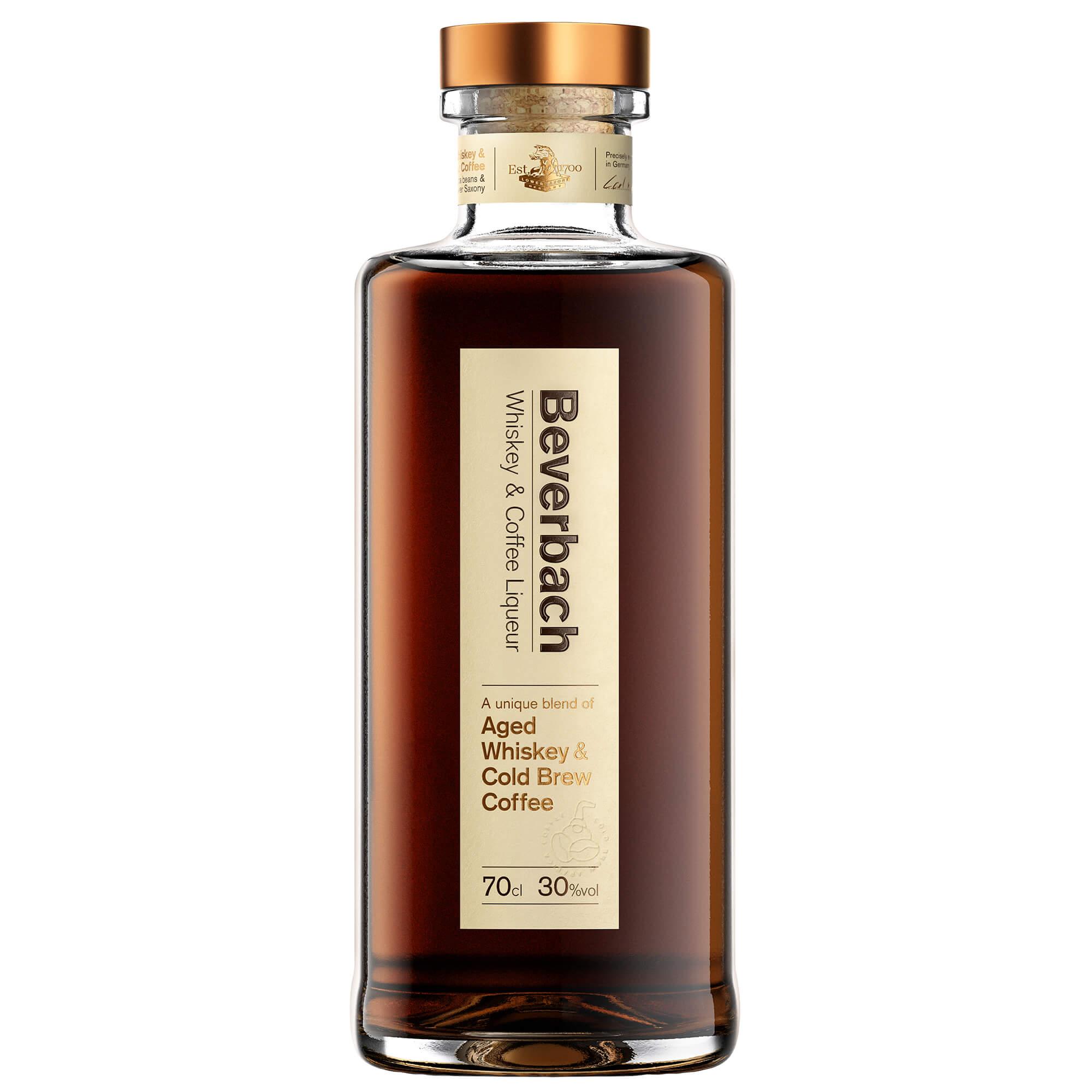 Beverbach Whiskey & Coffee Liqueur 0,7l