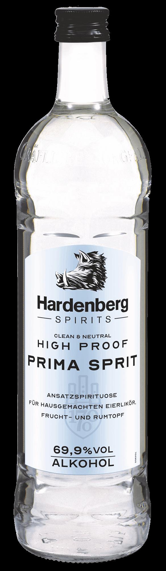 HARDENBERG PRIMA SPRIT 0,7l