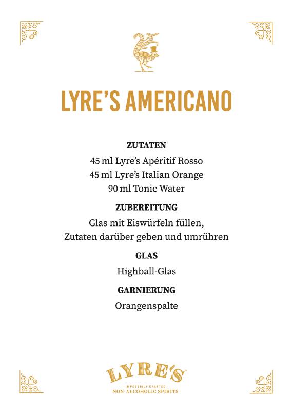 Lyre's Aperitif Rosso 0% vol. 0,7l