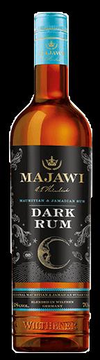 MAJAWI Dark Rum 0,7l