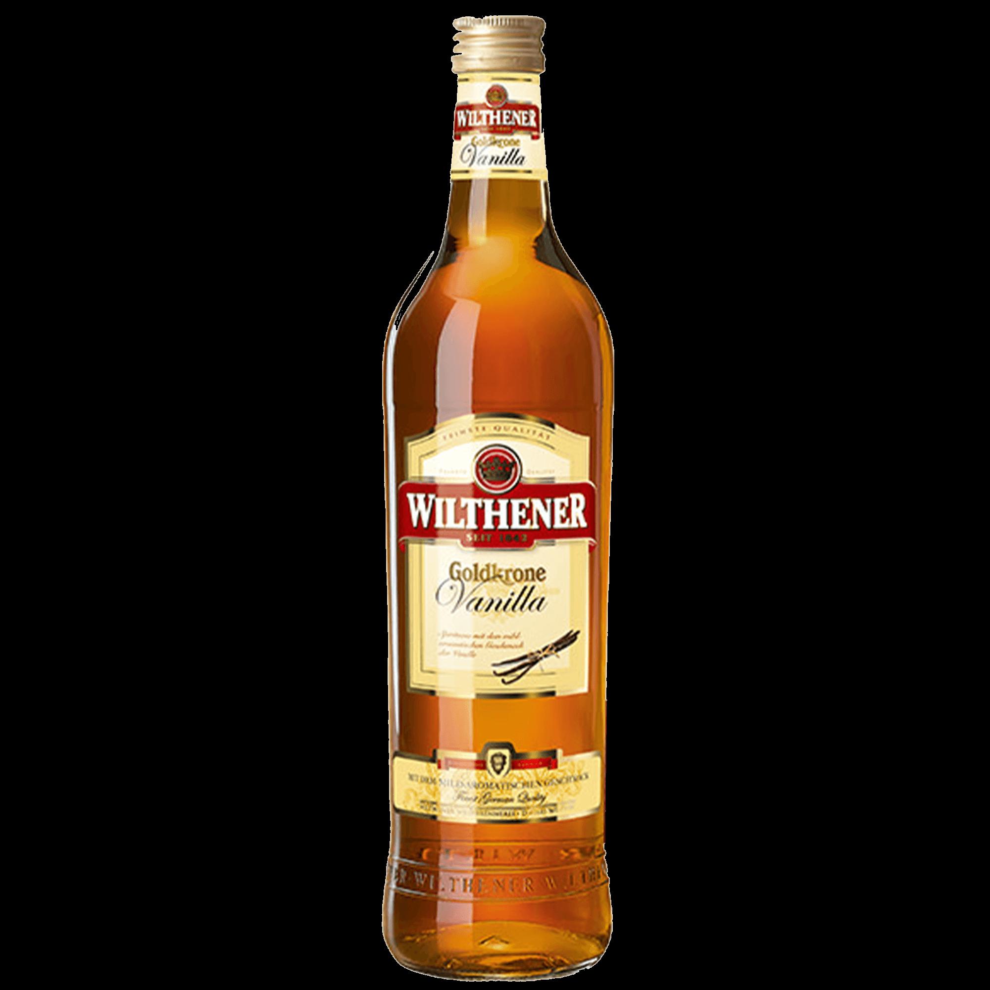 Wilthener Goldkrone Vanilla 0,7l