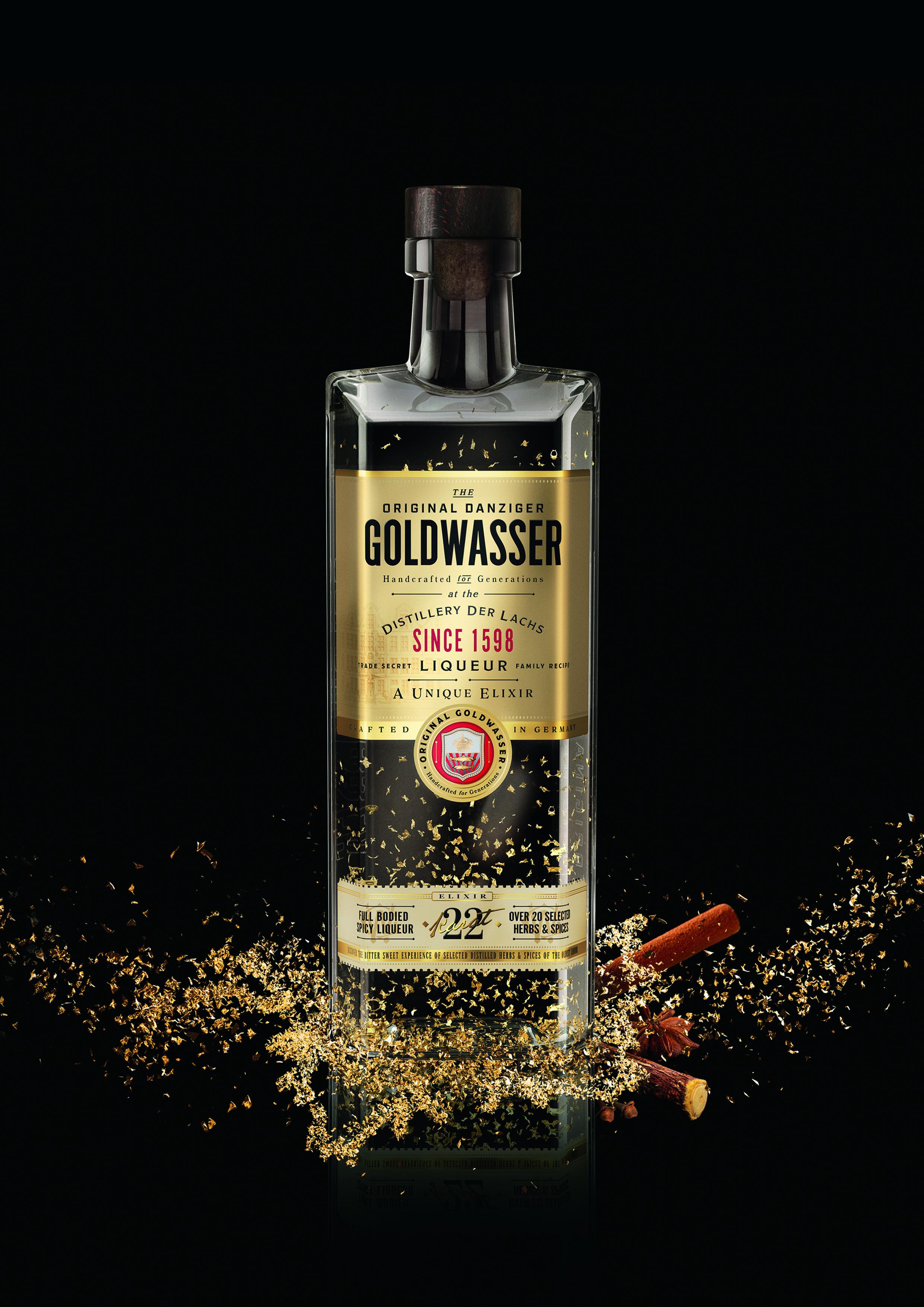 Original Danziger Goldwasser 0,7l