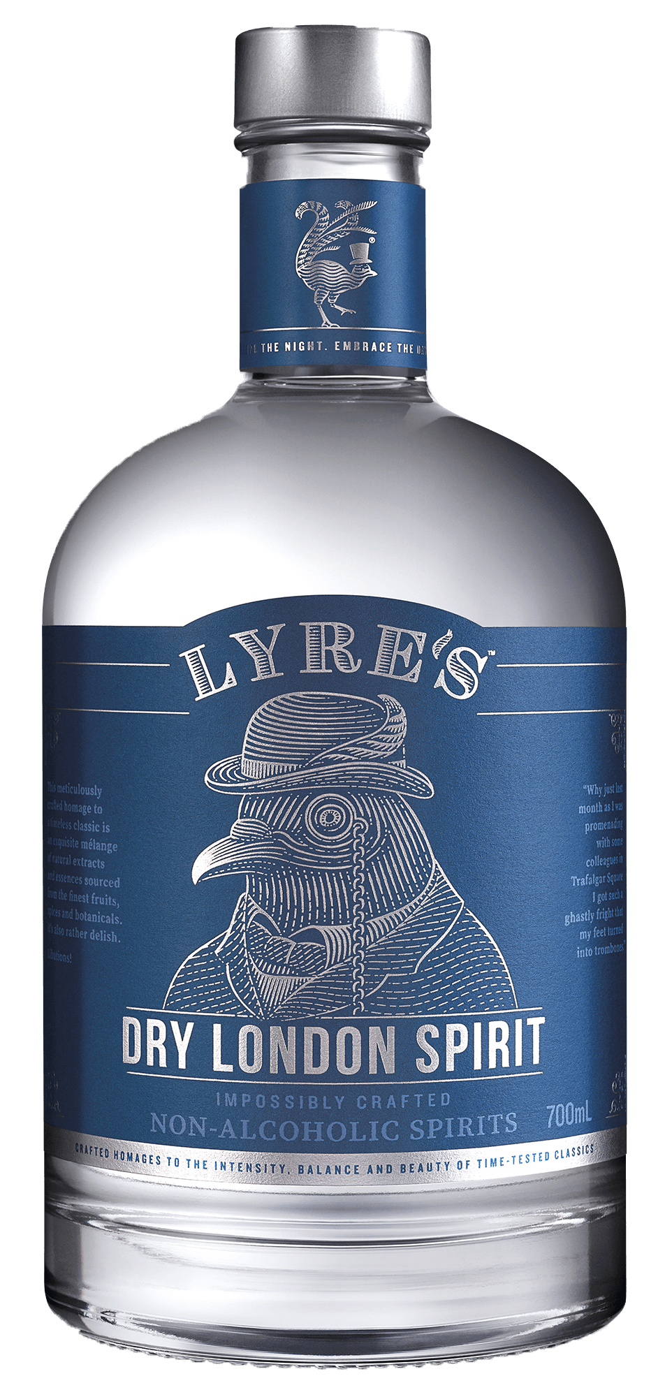 Lyre's London Dry Spirit 0% vol. 0,7l
