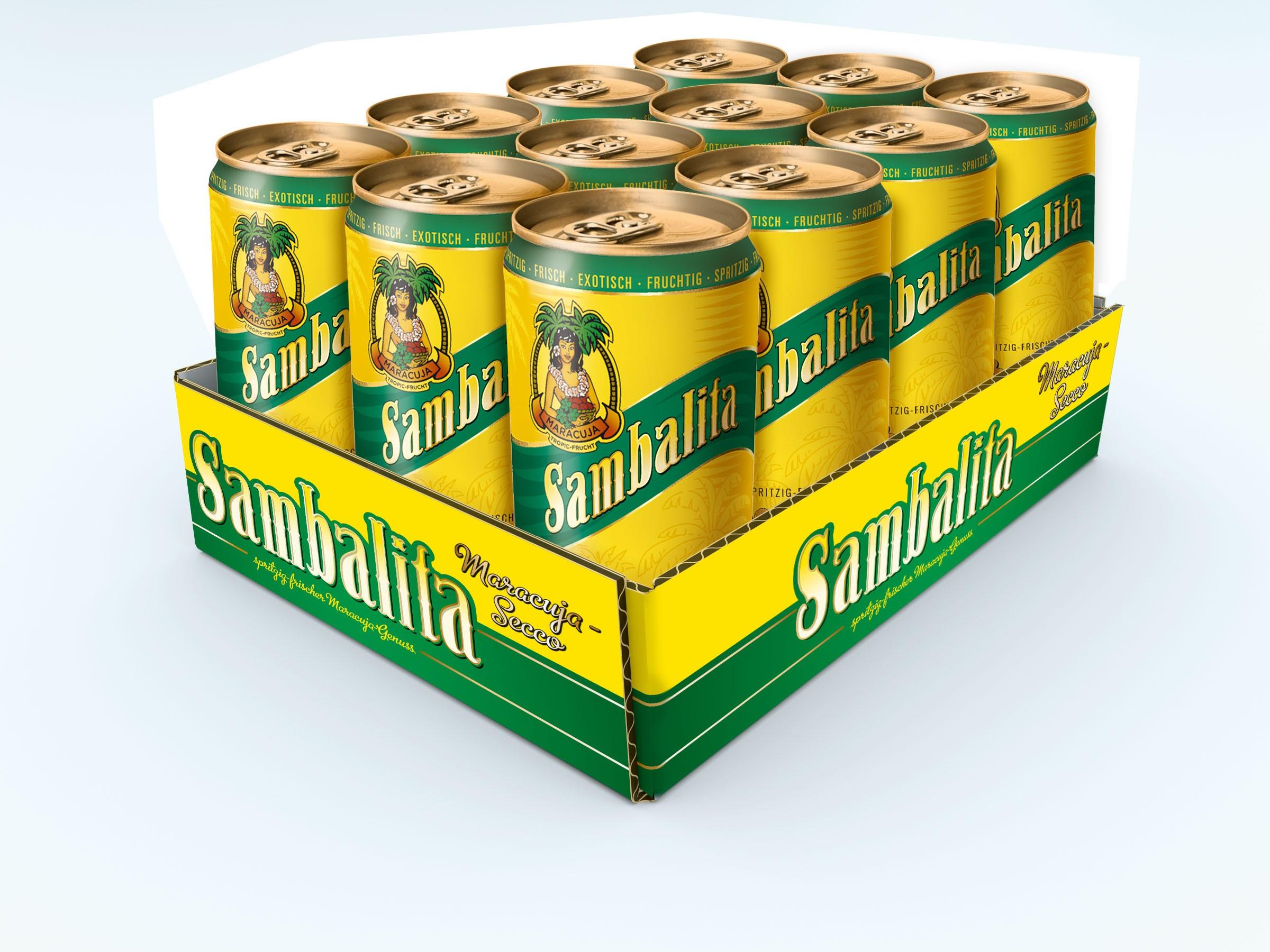 Sambalita Secco 0,2l