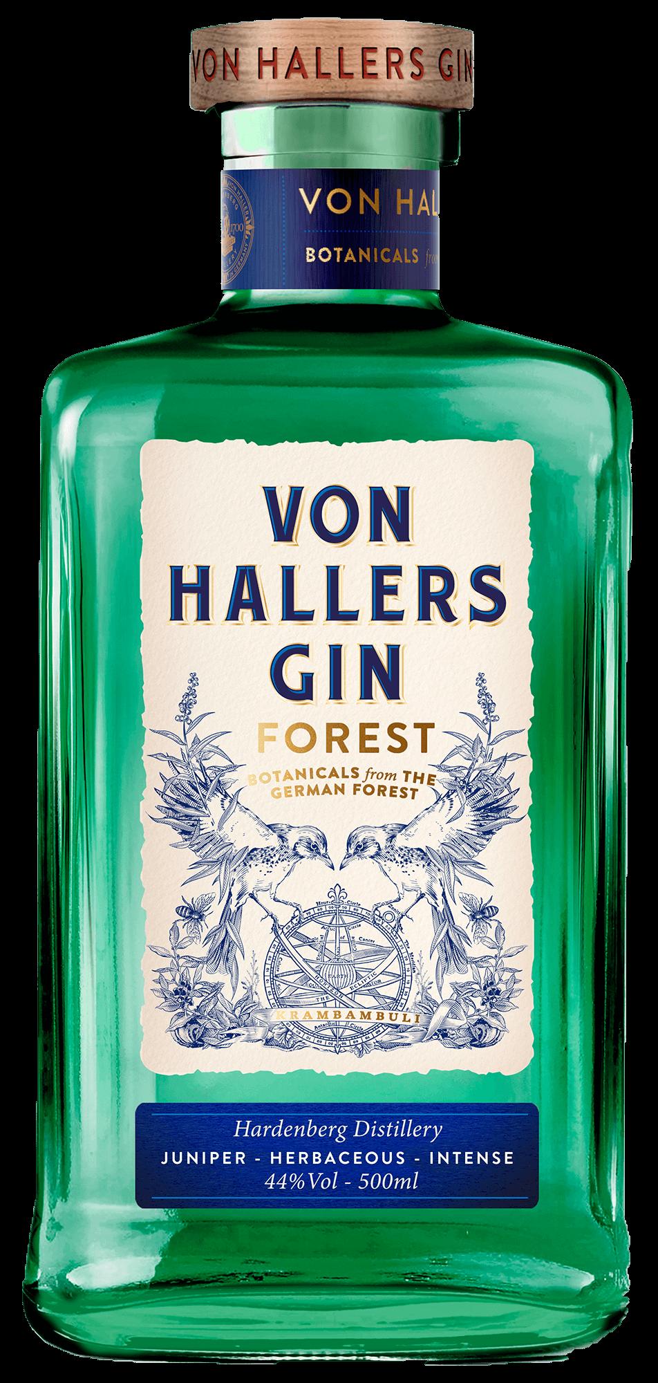 VON HALLERS GIN FOREST