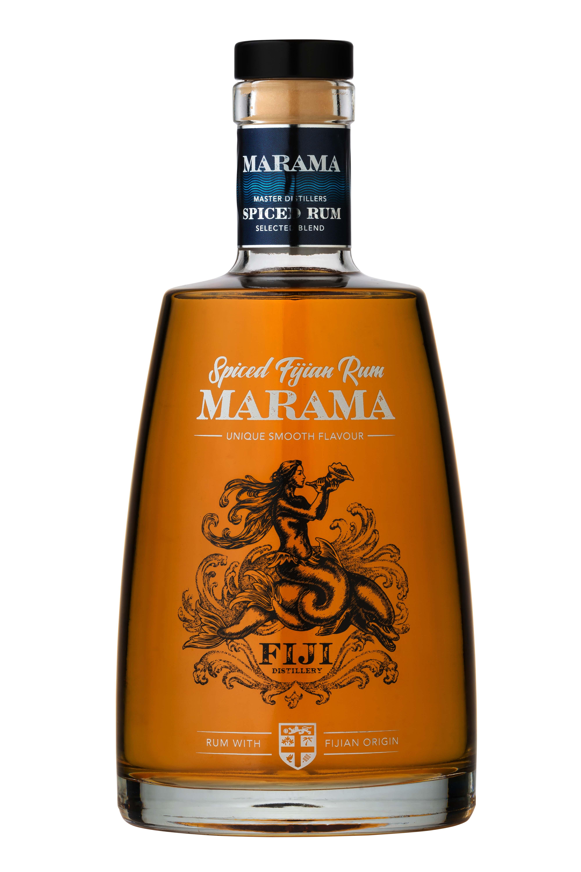 Marama Spiced Rum 0,7l