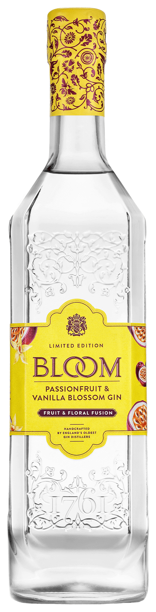 BLOOM Passionfruit & Vanilla (Blossom)