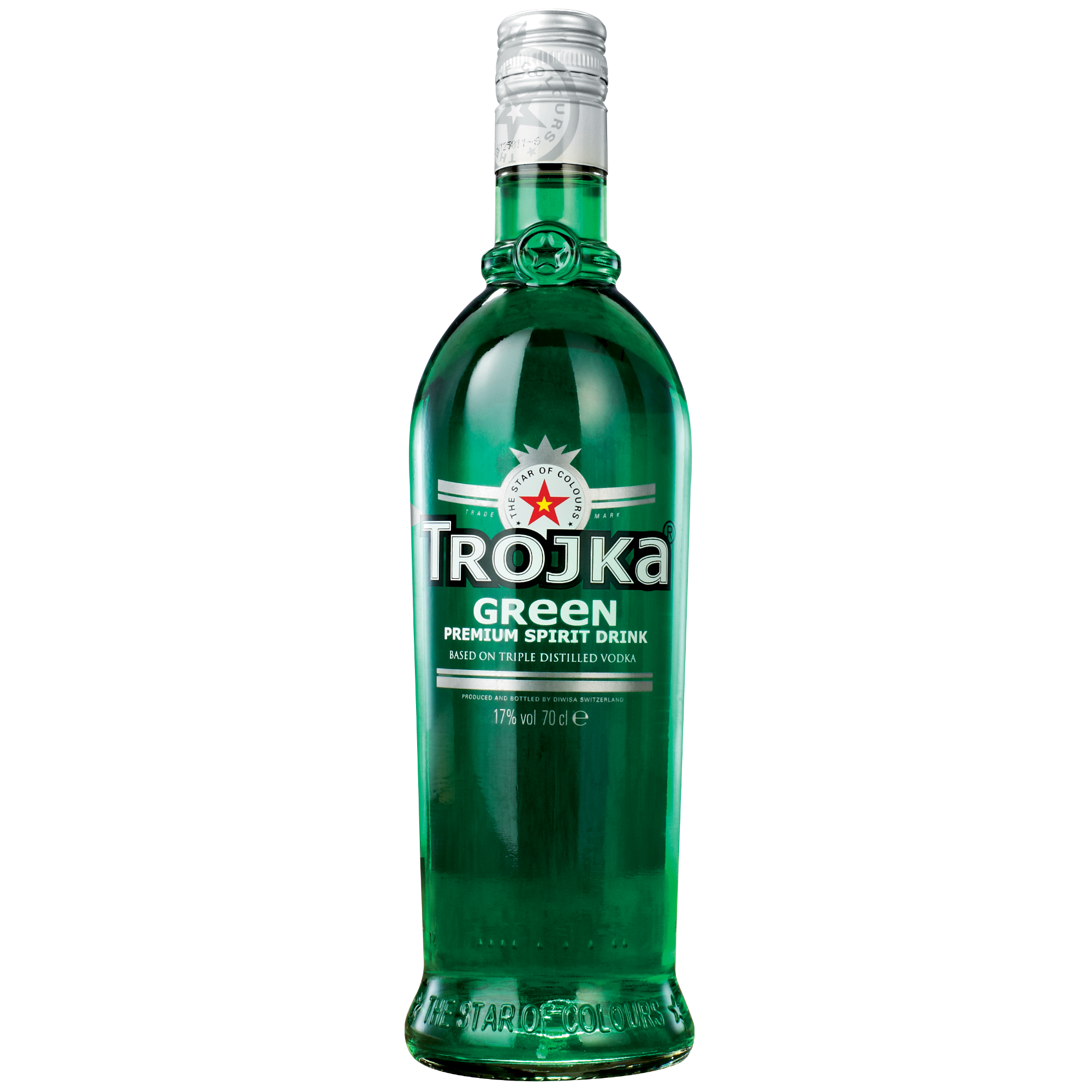 Trojka Vodka Green 0,7l