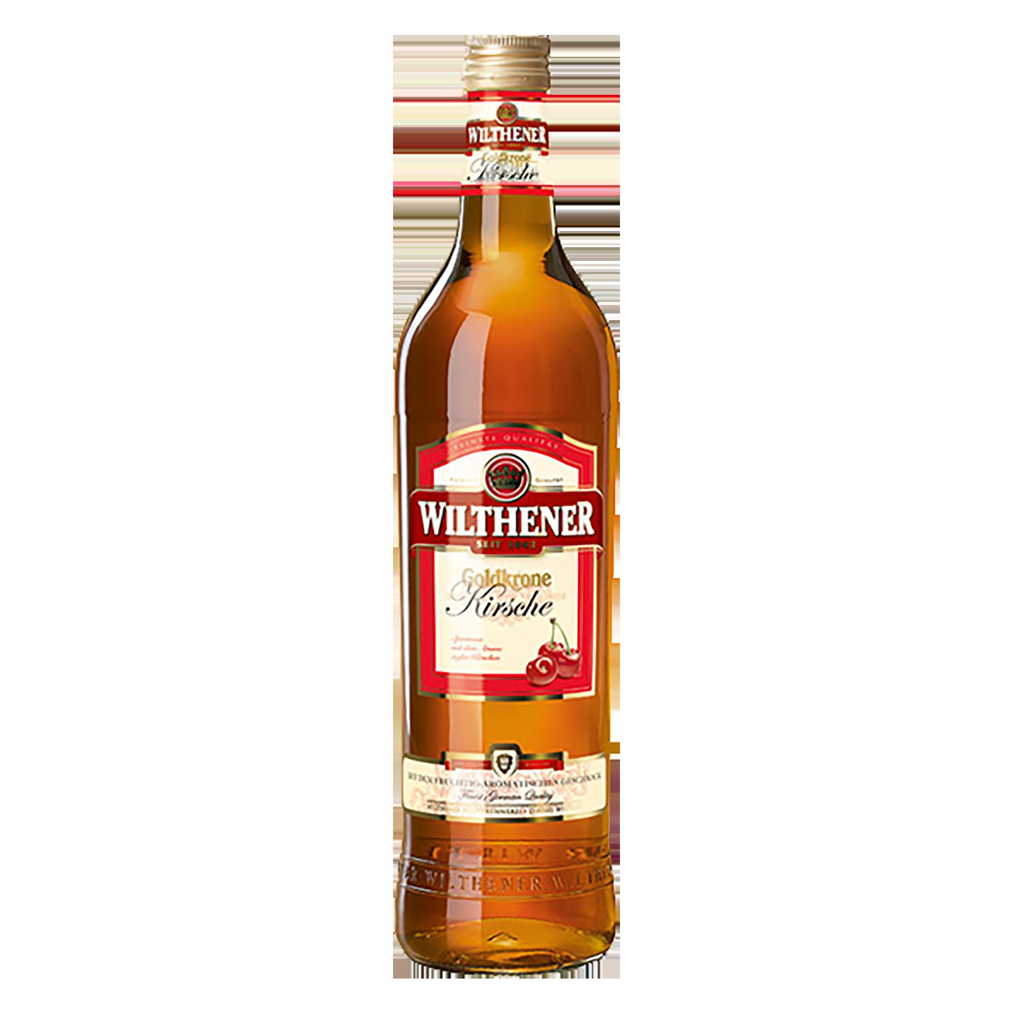 Wilthener Goldkrone Kirsche 0,7l