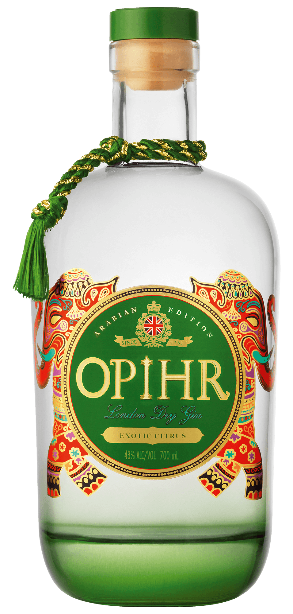 Opihr London Dry Gin Arabian Edition