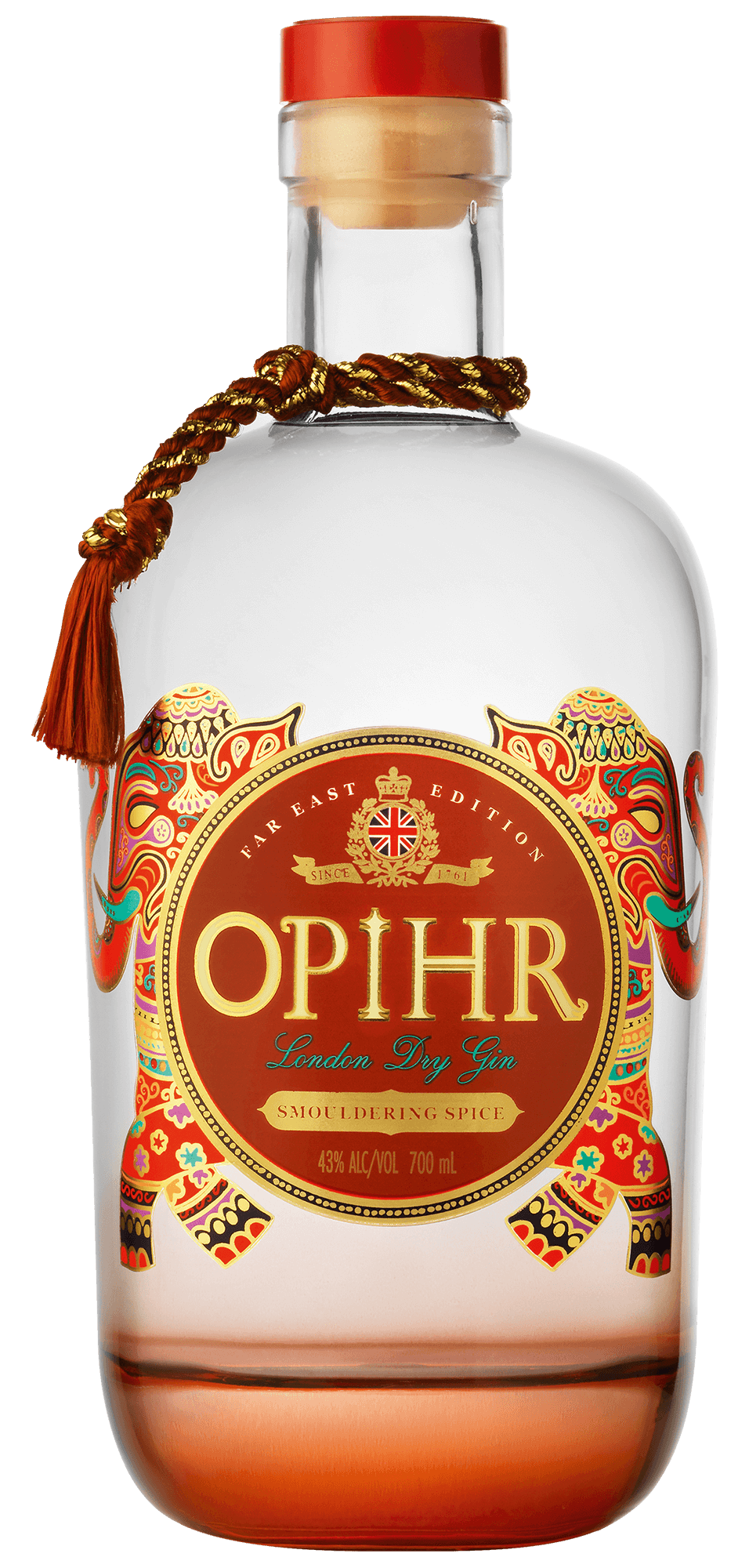 Opihr London Dry Gin Far East Edition