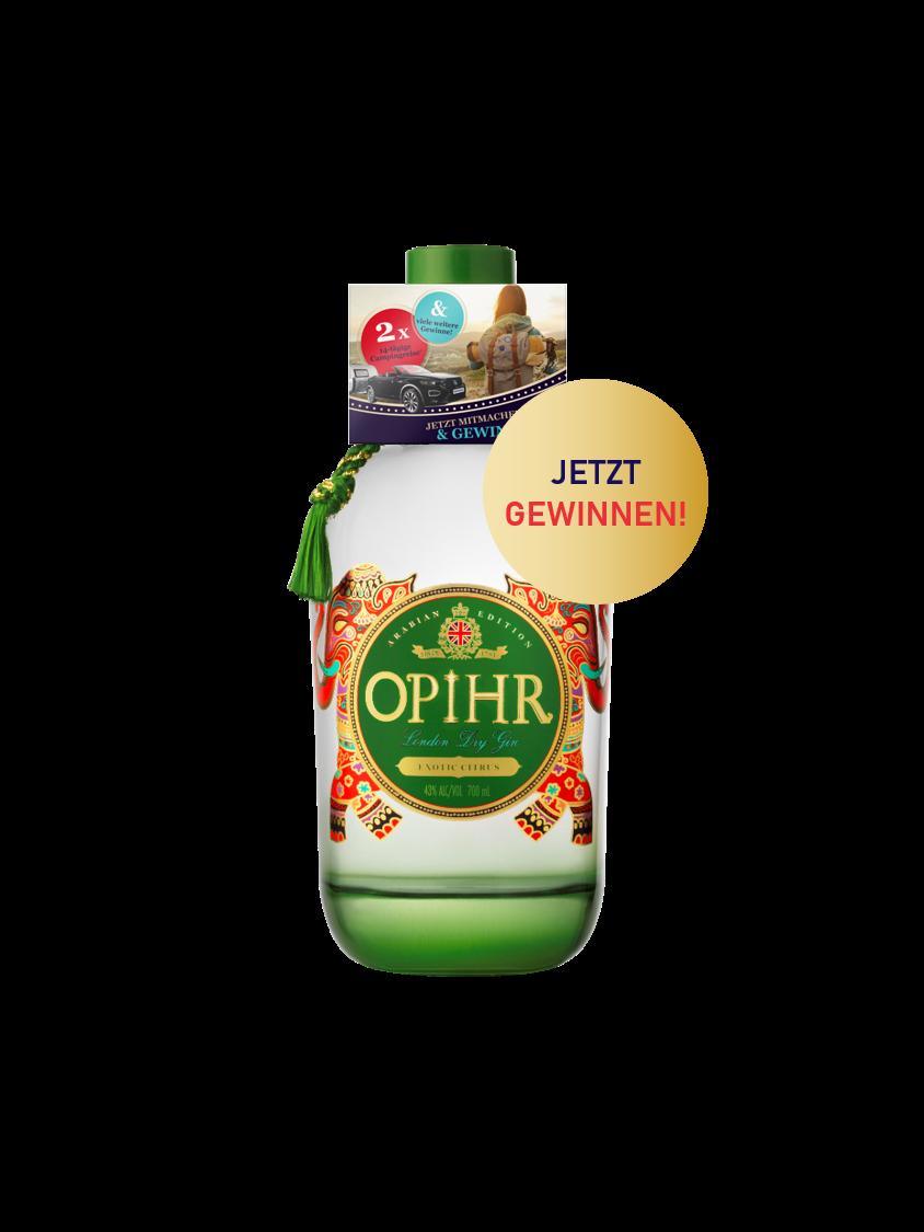 Opihr Spiced Gin Arabian Edition 0,7l
