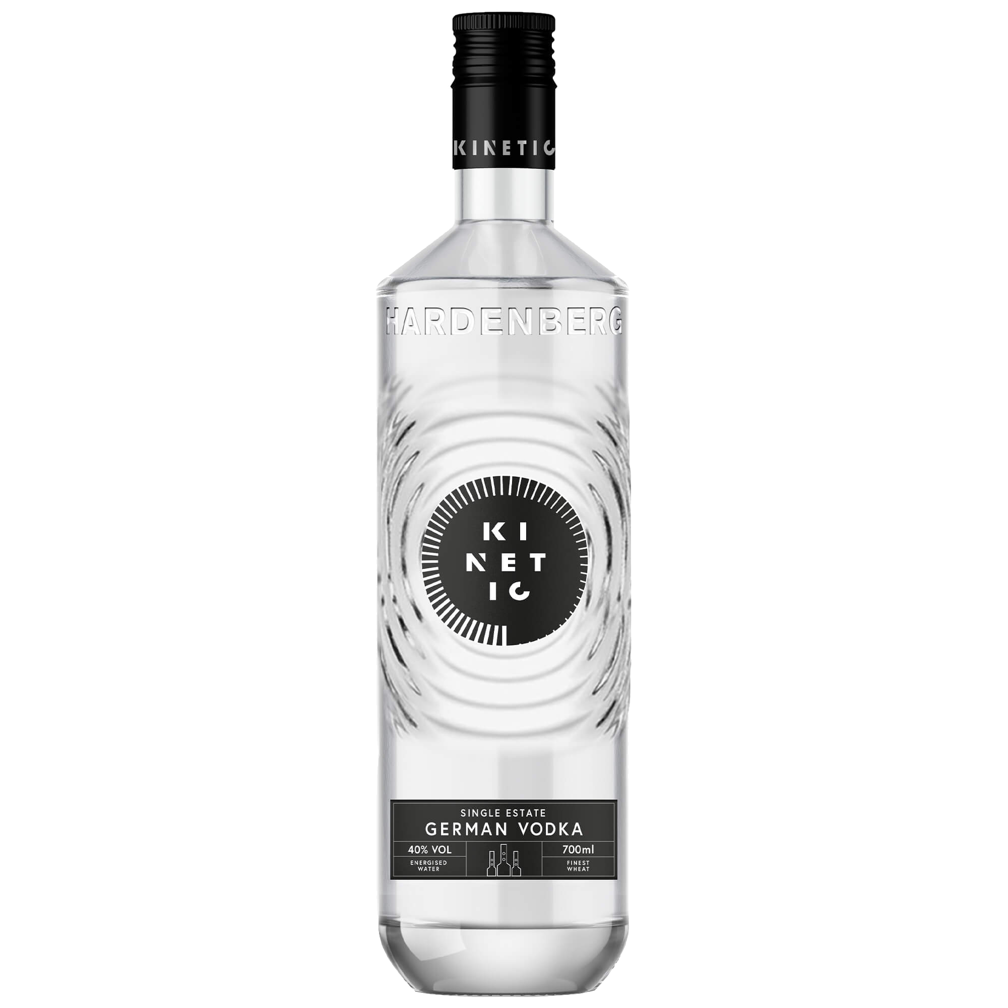 KINETIC SINGLE ESTATE GERMAN VODKA 0,7l