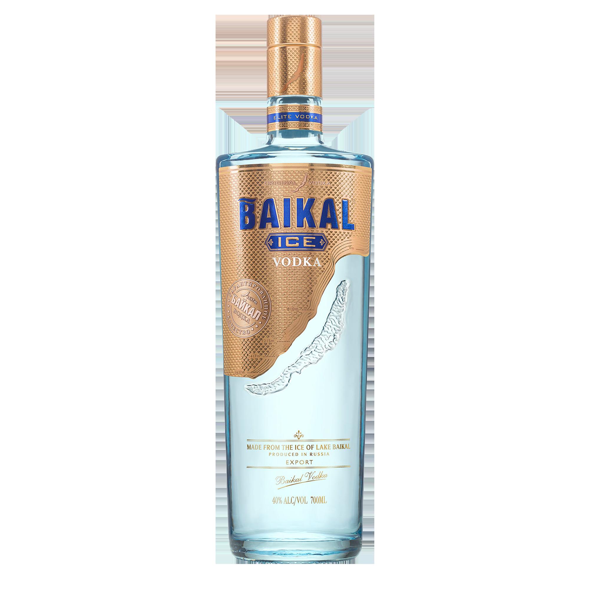 Baikal Ice Vodka