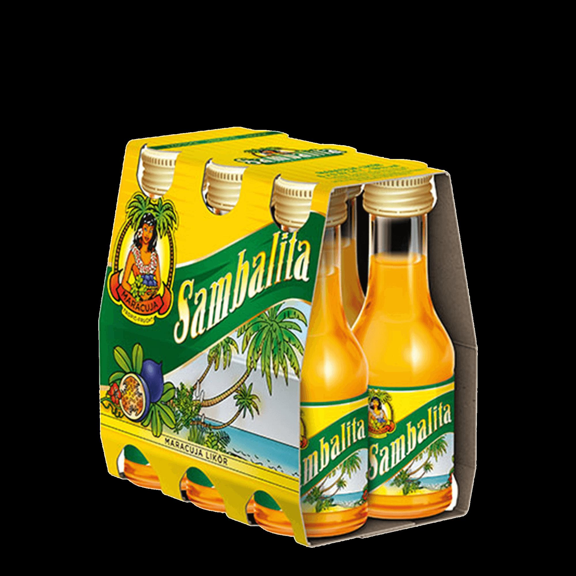 Sambalita 6x0,02l