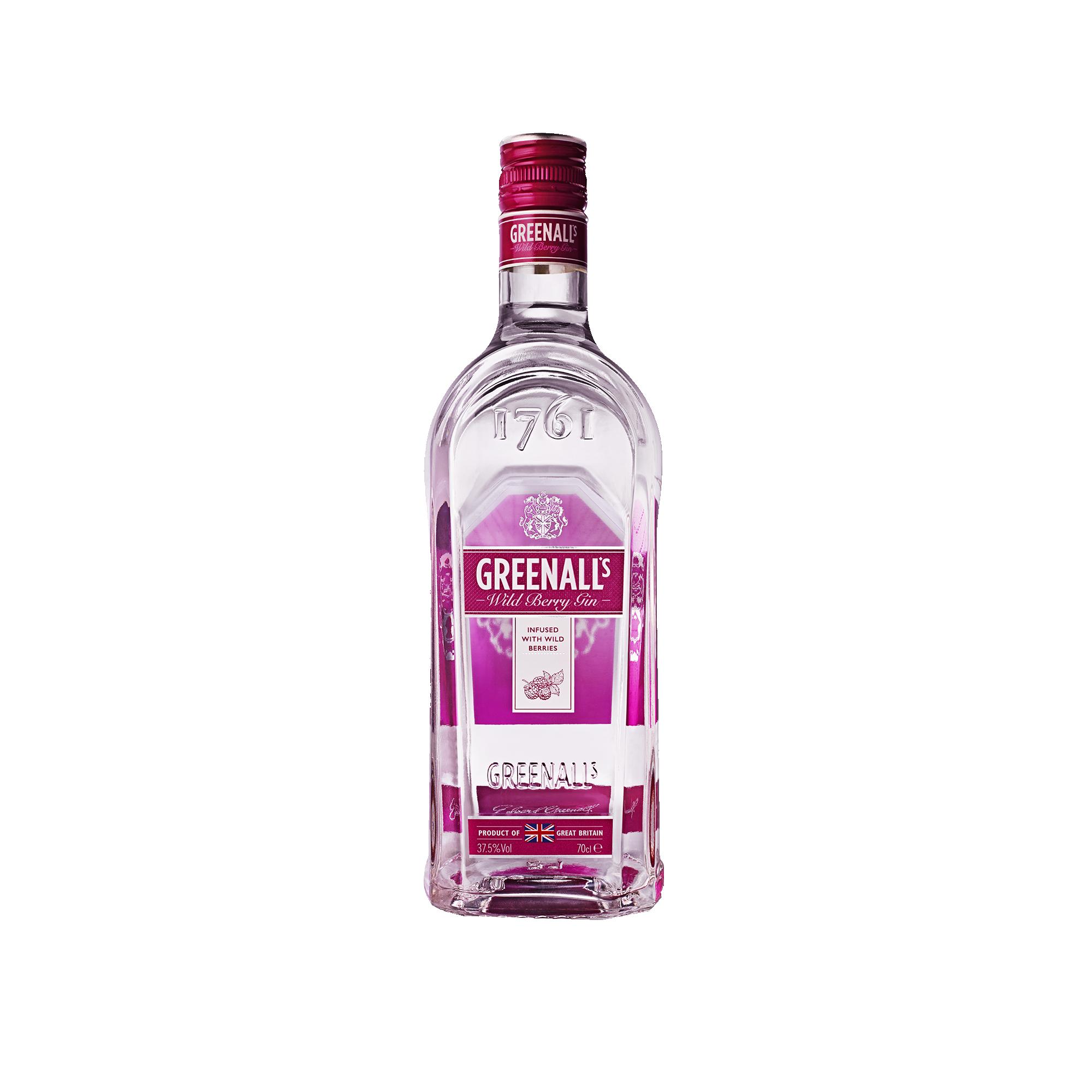 Greenall´s Wild Berry Gin