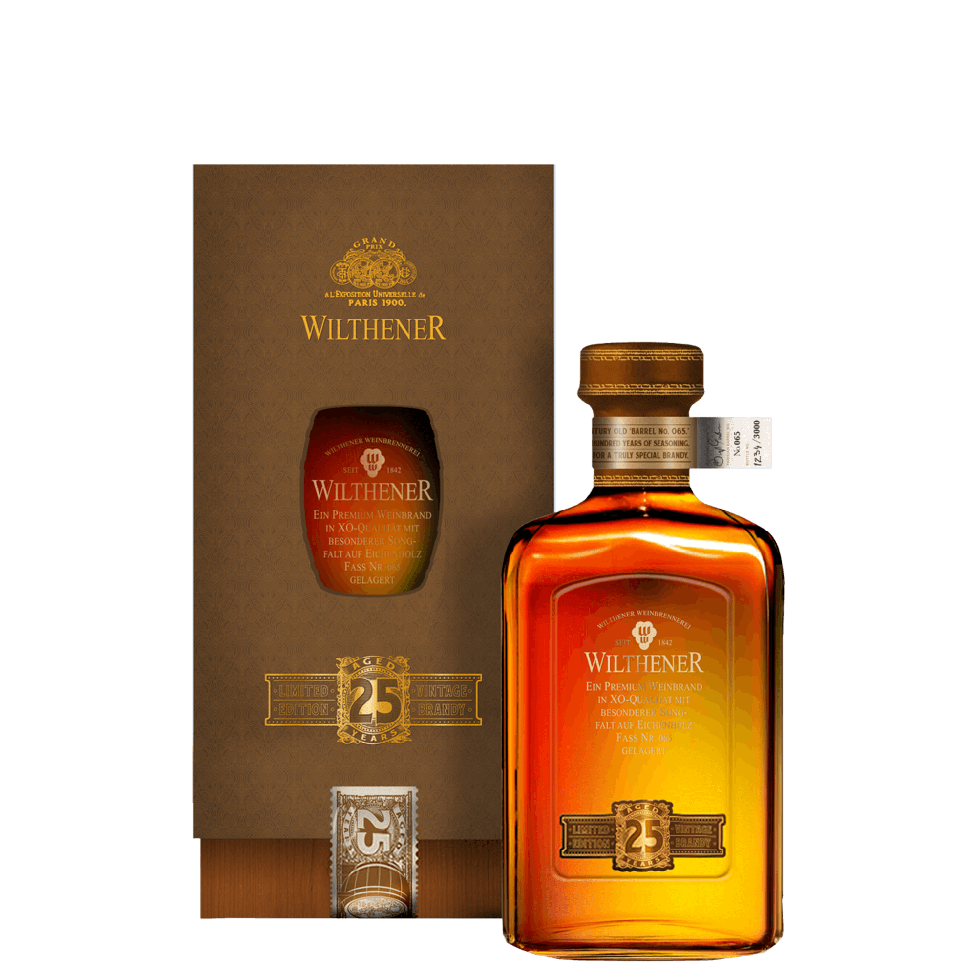 Wilthener Jubiläumsedition 0,5l