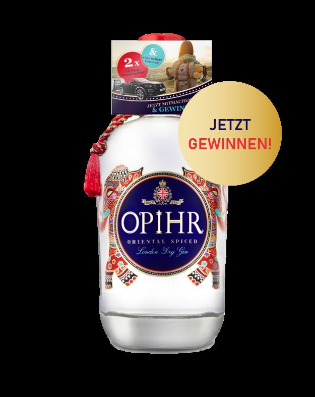 Opihr Oriental Spiced Gin 0,7l