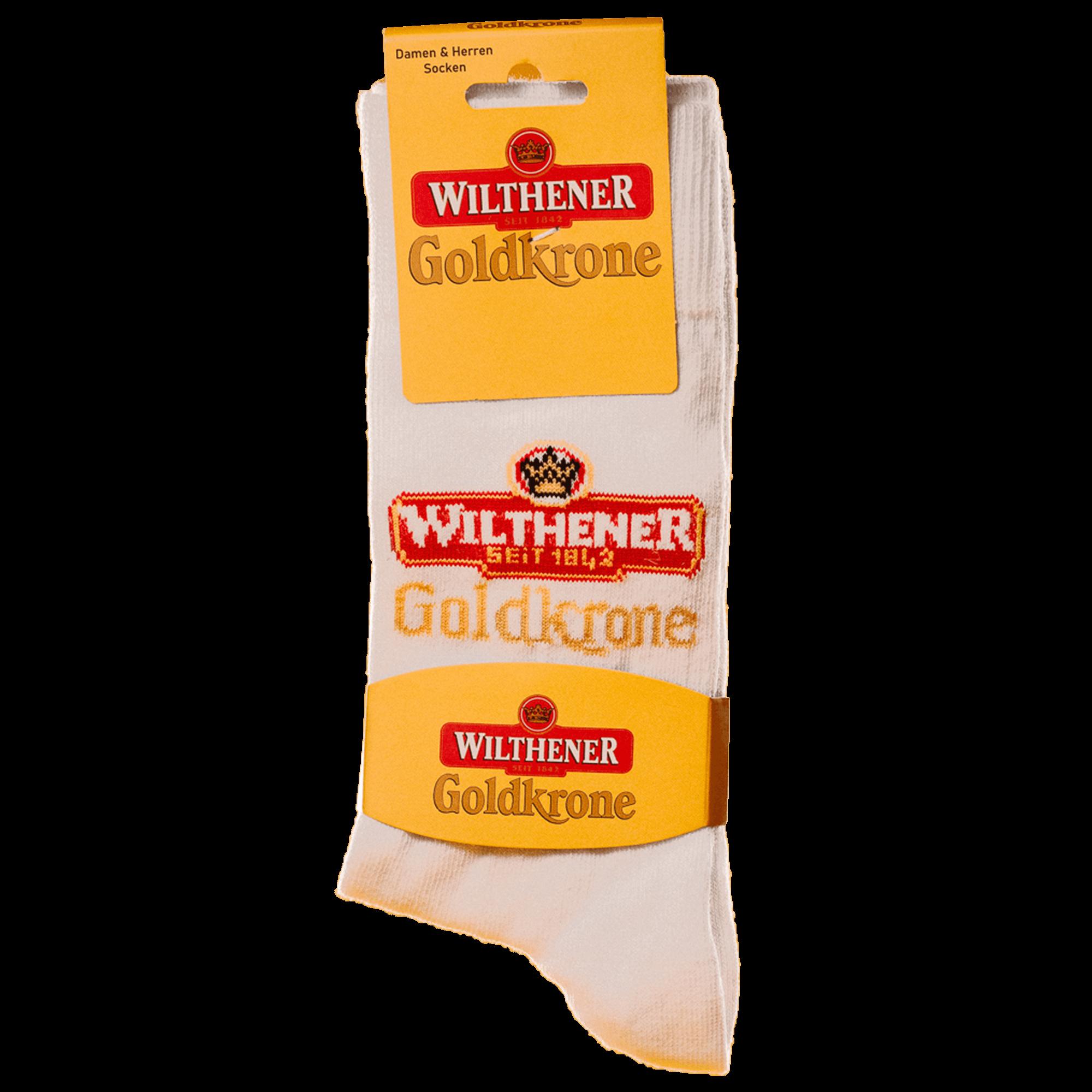 Wilthener Goldkrone Socken