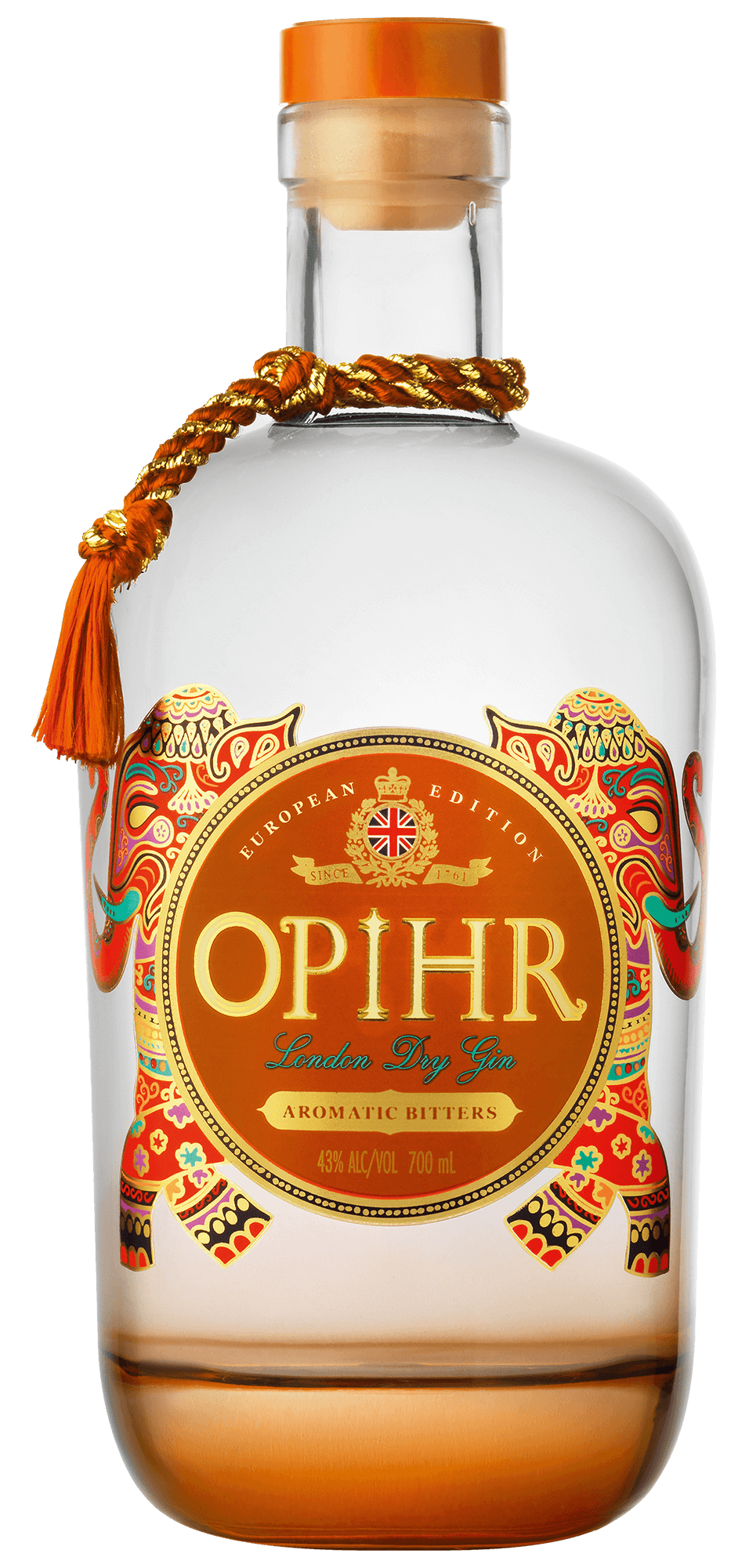 Opihr London Dry Gin European Edition