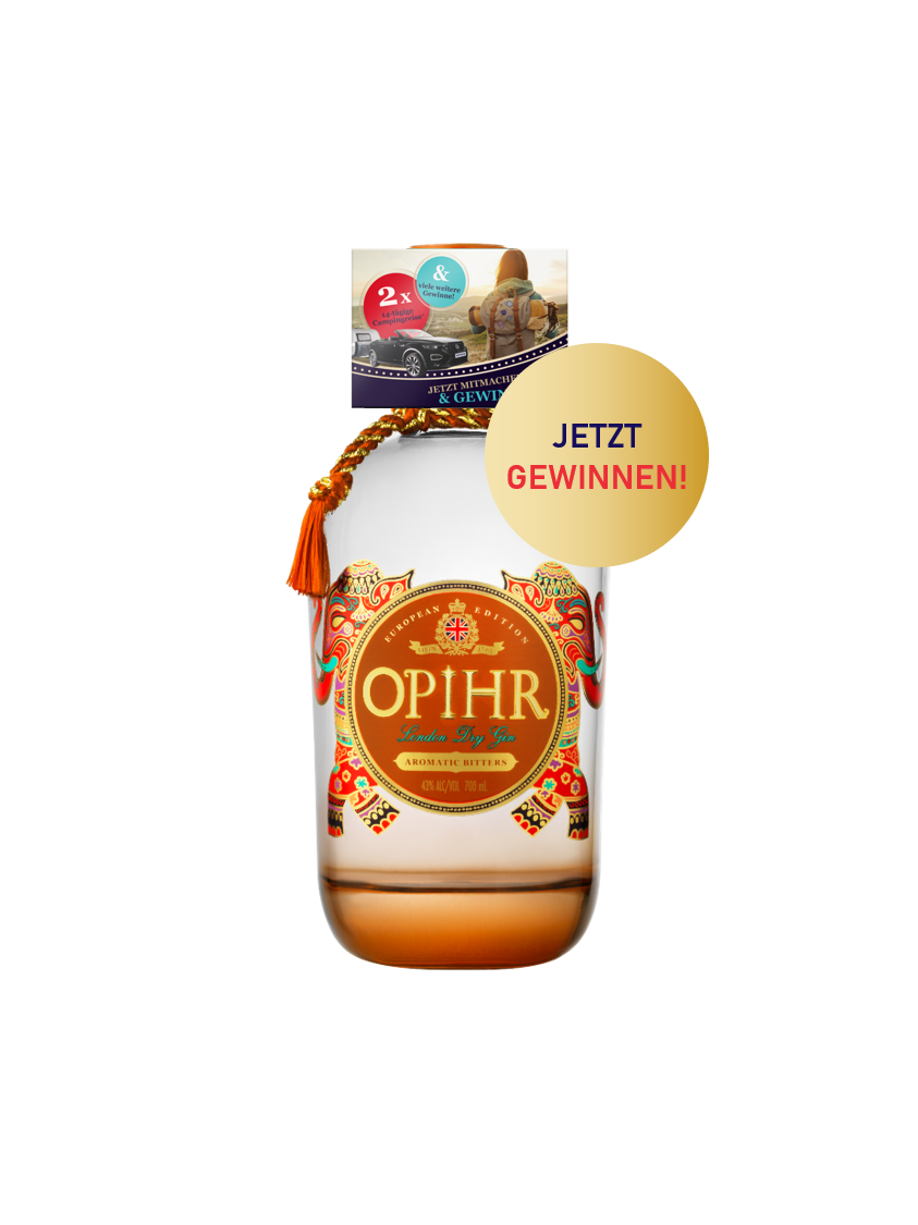Opihr Spiced Gin European Edition 0,7l