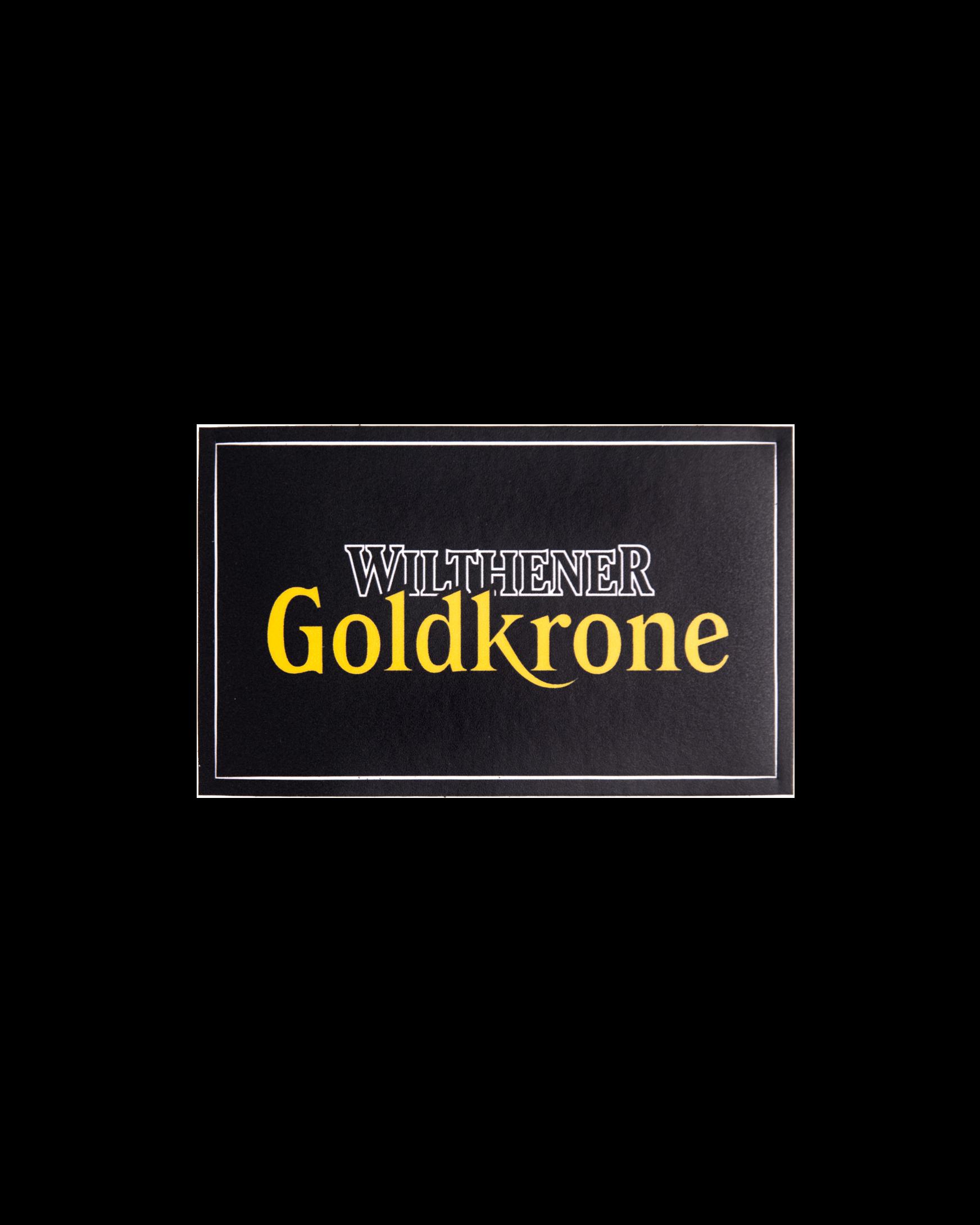 Wilthener Goldkrone 3er Mix-Sticker